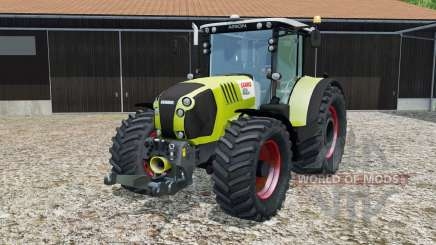 Claas Arion 6ⴝ0 for Farming Simulator 2015