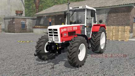 Steyr 8110A Turbꝍ for Farming Simulator 2017