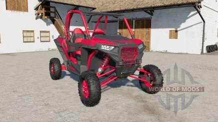 Polaris RZR XP 1000 EPS for Farming Simulator 2017