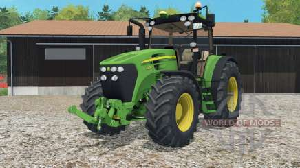 John Deere 79ვ0 for Farming Simulator 2015