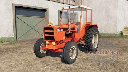Renault ୨6 for Farming Simulator 2017