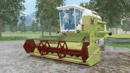 Claas Dominator ৪6 for Farming Simulator 2015