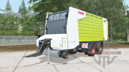 Claas Cargos 9500 tandem for Farming Simulator 2015