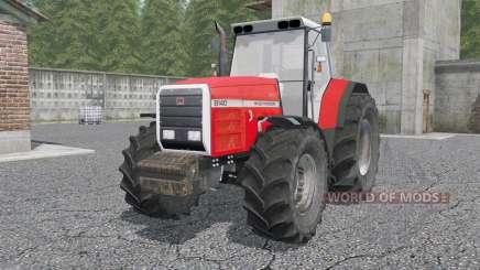 Massey Ferguson 81ꝝ0 for Farming Simulator 2017