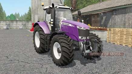 Massey Ferguson 7719〡7722〡77Ձ6 for Farming Simulator 2017