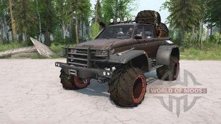 Yamal H-4 L 201ろ for MudRunner