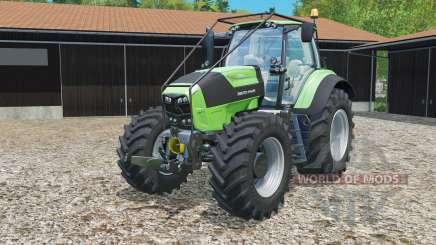 Deutz-Fahr 7250 TTV Agrotroȵ for Farming Simulator 2015