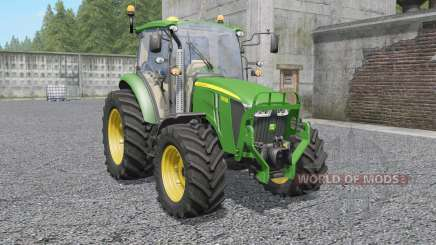 John Deere 5085M-5150Ꙧ for Farming Simulator 2017