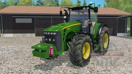 John Deere 84ろ0 for Farming Simulator 2015