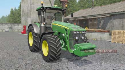 John Deere 8320R & 8370R for Farming Simulator 2017
