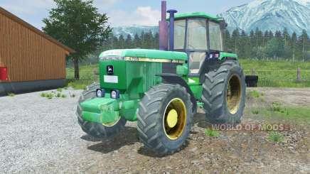 John Deere 4755 for Farming Simulator 2013