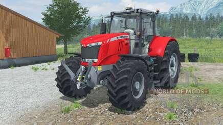 Massey Ferguson 76Զ6 for Farming Simulator 2013