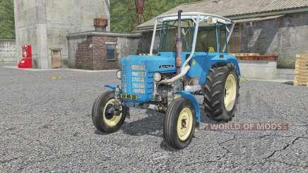 Zetor 4011 & 4511 for Farming Simulator 2017