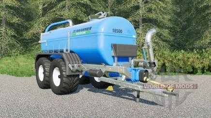 Zunhammer SKE 18.5 PUD milk and water for Farming Simulator 2017
