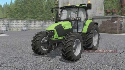 Deutz-Fahr 5110 TTѴ for Farming Simulator 2017
