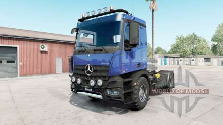 Mercedes-Benz Arocs AS 2013 for American Truck Simulator