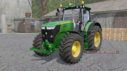 John Deere 7280R & 7310Ꞧ for Farming Simulator 2017