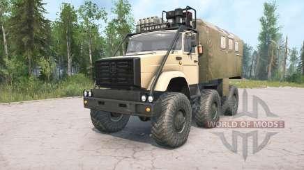 ZIL-4972 for MudRunner