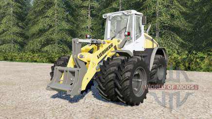Liebherr L538 for Farming Simulator 2017
