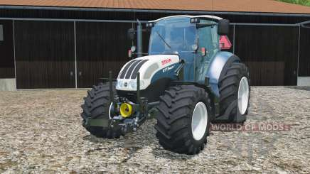 Steyr 4115 Multɨ for Farming Simulator 2015