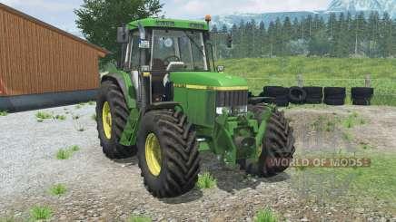 John Deere 6৪00 for Farming Simulator 2013