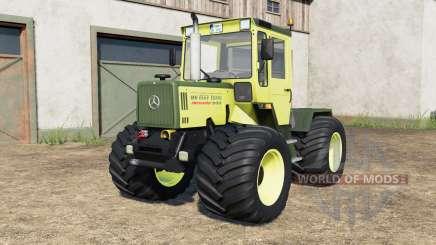 Mercedes-Benz Trac 700〡800〡୨00 for Farming Simulator 2017