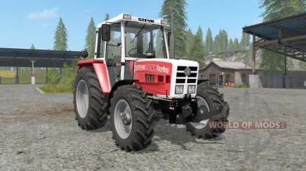 Steyr 8090A Turbꝺ for Farming Simulator 2017