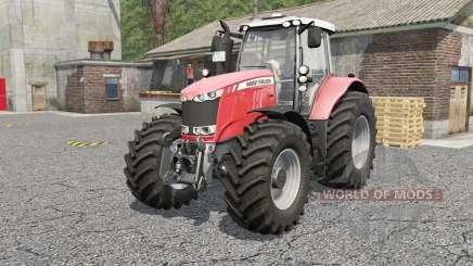 Massey Ferguson 6613〡6615〡6616 for Farming Simulator 2017