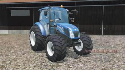New Holland T4.7ⴝ for Farming Simulator 2015