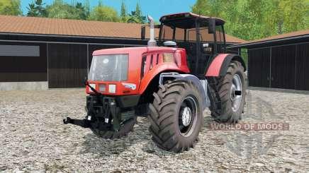 MTZ-3022ДЦ.1 Беларуꞔ for Farming Simulator 2015
