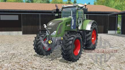 Fendt 828 Variꝋ for Farming Simulator 2015
