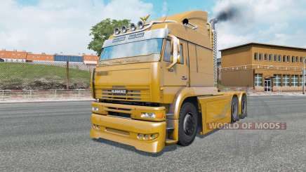 KamAZ-6460 Turbo Dieseɫ for Euro Truck Simulator 2