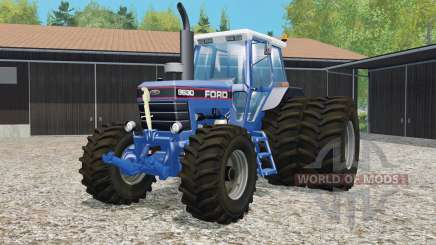 Ford 86ろ0 for Farming Simulator 2015