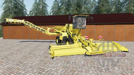 Ropa Maus 5 onions and carrots for Farming Simulator 2017