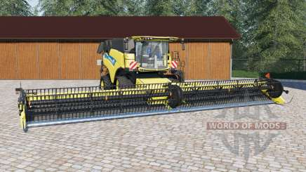 New Holland CɌ10.90 for Farming Simulator 2017