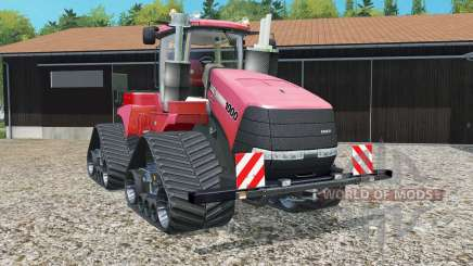 Case IH Steiger 1000 Quadtraꞔ for Farming Simulator 2015