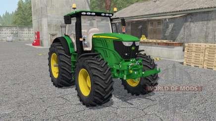 John Deere 6210R for Farming Simulator 2017