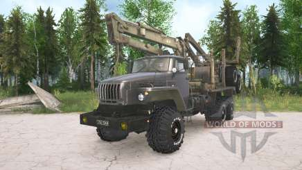 Ural-4320 for MudRunner