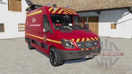 Mercedes-Benz Sprinter (Br.906) Feuerwehr for Farming Simulator 2017