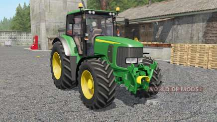 John Deere 6920Ȿ for Farming Simulator 2017