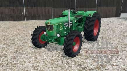 Deutz D 800ⴝ for Farming Simulator 2015