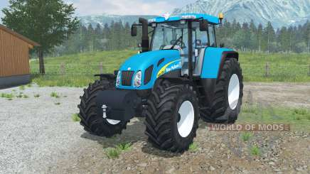 New Holland TVT 175 for Farming Simulator 2013
