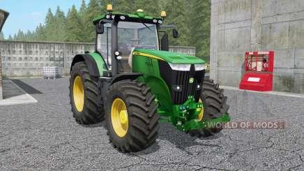 John Deere 7280R & 7310Ɍ for Farming Simulator 2017