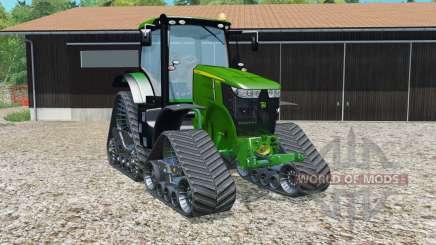 John Deere 7310R Quadtraꞔ for Farming Simulator 2015