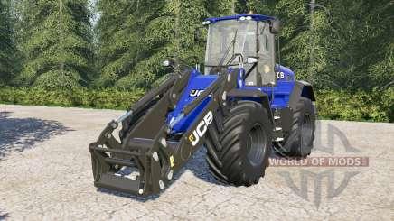 JCB 435 S engine configuration for Farming Simulator 2017
