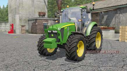 John Deere 5085M-5150Ⰼ for Farming Simulator 2017