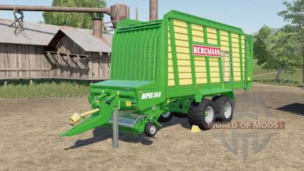 Bergmann Repex 34Ꞩ for Farming Simulator 2017