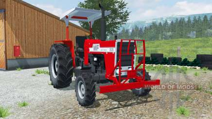 Massey Ferguson 265 Capota for Farming Simulator 2013