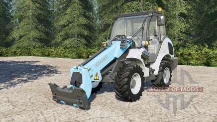 Kramer KL30.8T updated color options for Farming Simulator 2017