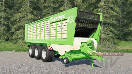 Krone ZX 560 GĐ for Farming Simulator 2017